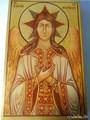 """Спас """"Благое молчание"""". Список освящен в Троицком соборе."""