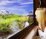 Что наша жизнь? Вечный поезд с незнакомыми остановками...