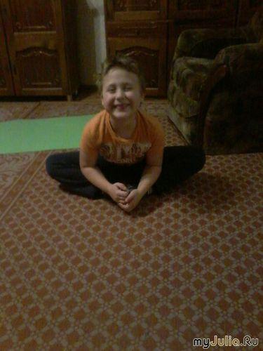 10 января, Гриша упражнения для мальчиков