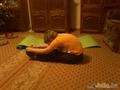 10 января, Гриша - работа над телом