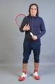 Детский теннис и мода, Заури Абуладзе,