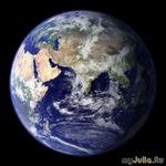Земля вертится,  но перевернётся ли?