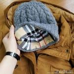 Как рассчитать подклад для вязаной шапки.  Автор: Наталья Иванова (Я вяжу)