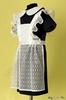 Комплект школьной формы для девочки. Платье и фартук