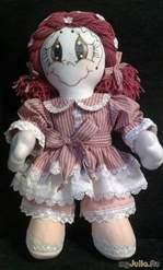 Матильда моя первая кукла-что получилось то получилось