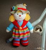 Кукла мама Салли (Sally)Автор куклы Jean Greenhowe. Перевод от gvozdika325 Нелли.