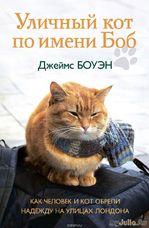 Джеймс Боуэн и его книги  про кота Боба