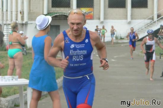 Триатлон Нашгорода 2018 год