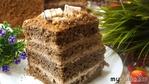 Торт 3 кг за 50 минут вместе с выпечкой!