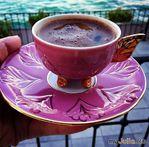 Кофе в турке на песке по-восточному