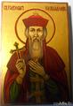 Св.Равноапостольный князь Владимир. Икона освящена в Троицком соборе.