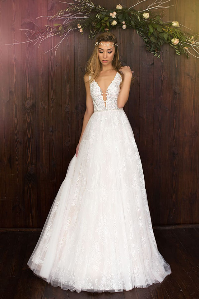 acb6a9e6645 Что означает цвет свадебного платья