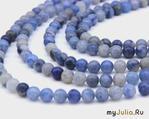 Синий авантюрин. Свойства камня и его особенности