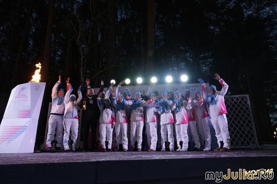 Эстафета  Огня  Универсиада 2019 год