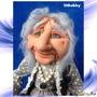 Баба Яга кукла копилка