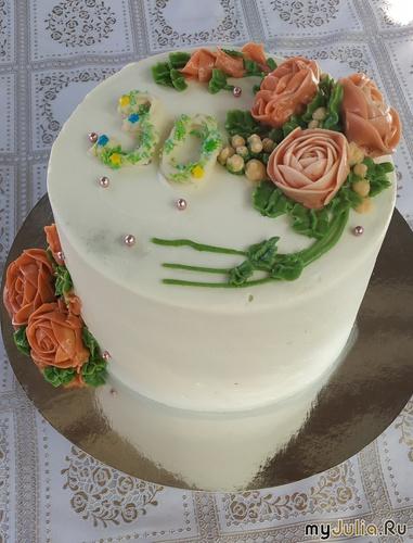 Торт Сникерс.