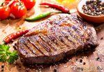 как приготовить правильно стейк из говядины самому, Вот так...