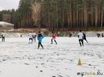 Отмечаем праздник Первого Снега