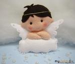 Ангелочки своими руками│Идея для воплощения