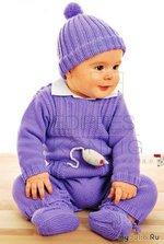 Одежда для малышей (подборка)