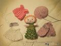 Кукла Забава из ткани