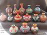 Миниатюрные керамические вазы