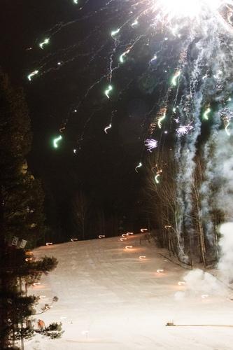 Факельное шоу в НашГороде 29.02.2020
