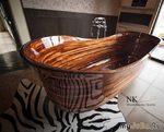 Невероятные деревянные ванны от Нэти Кацоффа