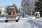 Снежный март