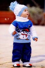 Детские свитера с картинками