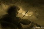 Пение скрипки