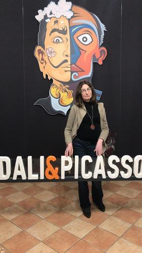 Выставка Дали/Пикассо