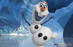 Снеговик ОЛАФ Холодное сердце