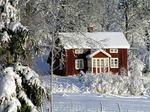 В каком доме будет тепло даже в крещенские морозы?