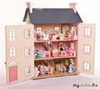 Кукольный домик. Часть 1